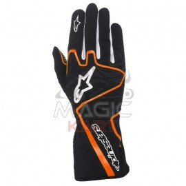 GAnts Alpinestar Tech 1 K Race - Noir/Orange