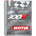 Motul 300V HIGH RPM 0W20 oil