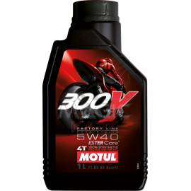 Motul 300V Factory Line Road Racing 5W40