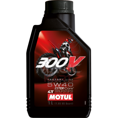 Motul 00V Factory Line Off Road 5W40
