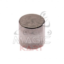 (6) Rotax pin de pignon 5x5mm