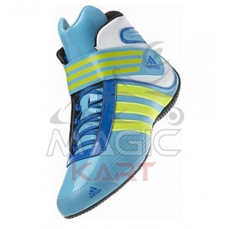 Chaussure Adidas Karting XLT turquoise