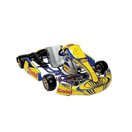 Chassis GOLD KART GTR30 KF 2WP MA20A