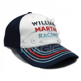 Casquette Williams Martini Racing 2015 Official Teamline