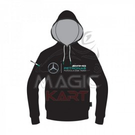 Sweat Capuche Mercedez Amg Petronas