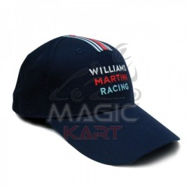 Casquette Williams Martini Racing 2015 Official Team Felipe Massa