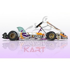 Chassis EXPRIT minime cadet OTK