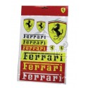 STICKER FERRARI SCUDETTO