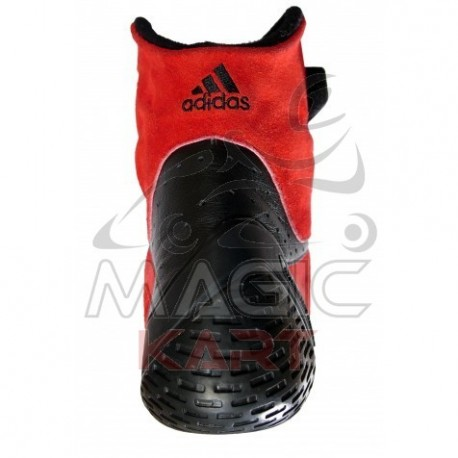 Bottine Adidas FEROZA ELITE rouge-noir