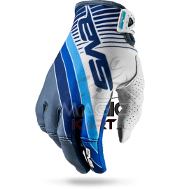 EVS GANTS PRO-GLOVE-GT / GREY/WHITE/BLUE