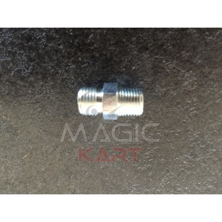 PIPE CONNECTOR 1/8
