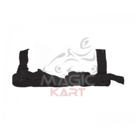 LEATT BRACE STRAP PACK BLACK