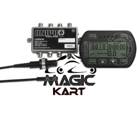 UNIPRO LAPTIMER 6003 BASIC KIT WITH RECEIVER