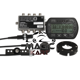 Unipro 6003 Laptimer, Speed kit