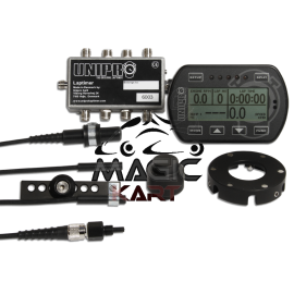 UNIPRO LAPTIMER 6003 BIG KIT WITH RECEIVER