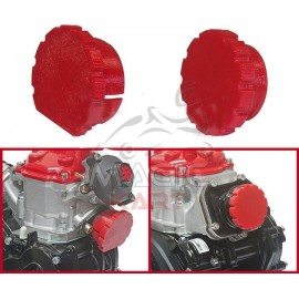 COVER KIT RED FOR ROTAX ENGINE