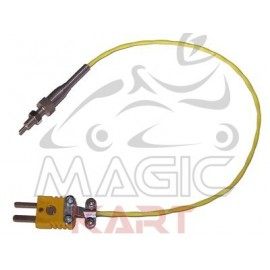Exhaust temperature sensors AIM exhaust gas temperature sensor 0-1000°c