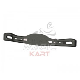 REAR BUMPER MINI-KART BLACK