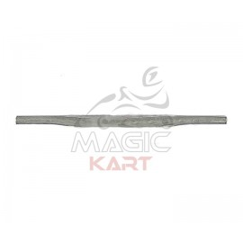 Torsion bar 440 mm chrome