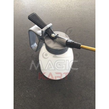 OIL CAN WITH PUMP 300ml
