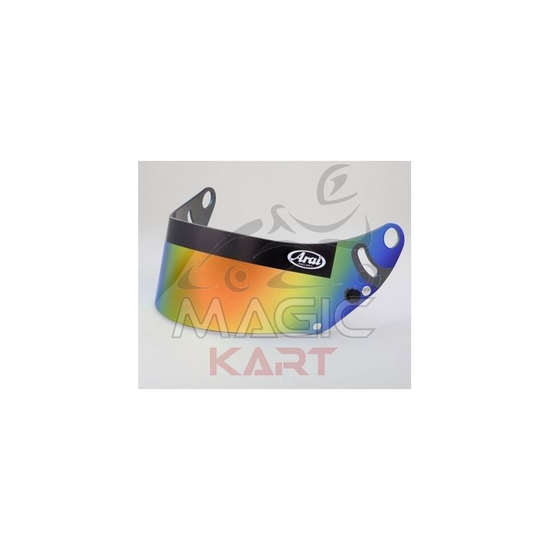 Cran arai miroir or label fia s ries 6 magic kart for Ecran en miroir