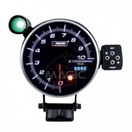 Compte-Tours Prosport Shift-Light 10 000T/M 115mm