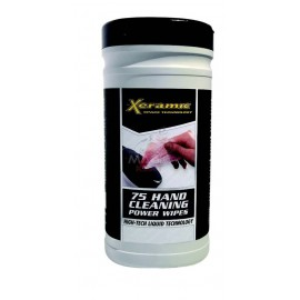 Xeramic hand cleaner 75pcs.