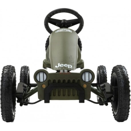 BERG Jeep® Adventure Pedal-Gokart