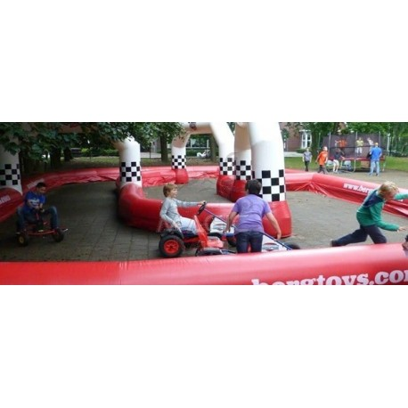 Pack circuit a karting a pedale BERG