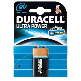 pile Duracell Ultra Power 9V / 6LR61