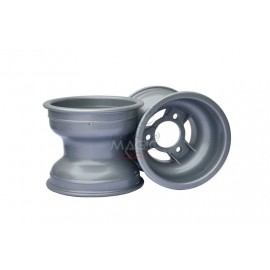 AXP wheels 130 mm aluminum otk