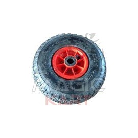 Pneumatic wheel for Dalmi trolley