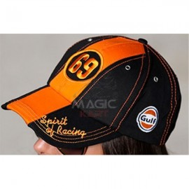 Casquette GULF 69 orange