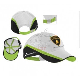 casquette Lamborghini officiel team