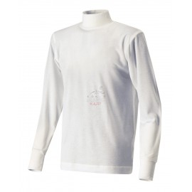 Nomex SPARCO Pullover Soft Touch FIA blanc