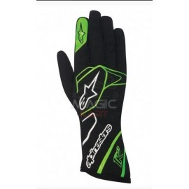 Gants karting Alpinestars Tech 1 K 2017
