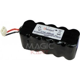 Me-Shifter F1 light battery racing 12V-6,0Ah