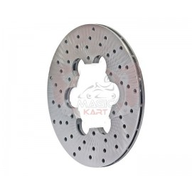REAR BRAKE DISC PCR, VENTED