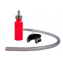 NEW-LINE RECOVERY TANK, RED, COMPLETE