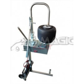 Dalmi MAGICTYRE electric tire changer