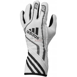 ADIDAS RSR NOMEX WHITE GLOVES
