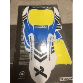 kit decoration Ricciardo kart 2018
