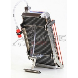 RADIATOR NEW-LINE 125 R-OK WITH BLACK COVER