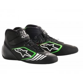 Bottines karting Alpinestars Tech 1 KX 2018 VERT