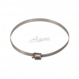 collier metallique D.68-79mm ACTIVE
