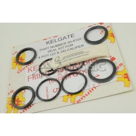 Seal Kit - KA4 or GT4 Front Caliper