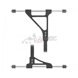 SUPPORT FOR RADIATOR RV001 AND RV002