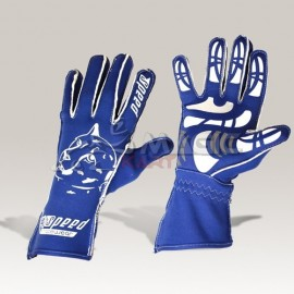 Speed gloves Melbourne G-2 blue-white