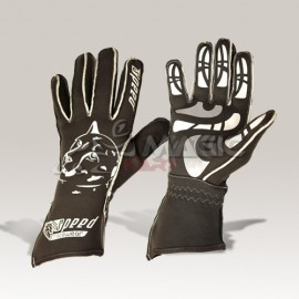 Speed gloves Melbourne G-2 grey-white