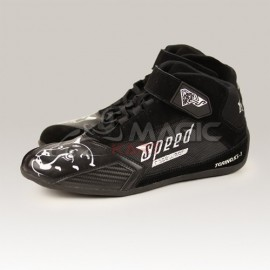 Sapatos SPEED Torino KS-3 preto
